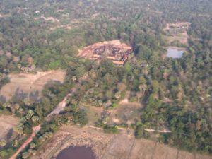 Siem Reap Tempelflug