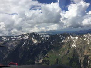Wundervolle Bergwelt